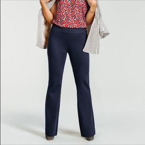 CAbi Pants - Cabi 5312 -9 to 5 Trouser Navy Flare Leg Size 14